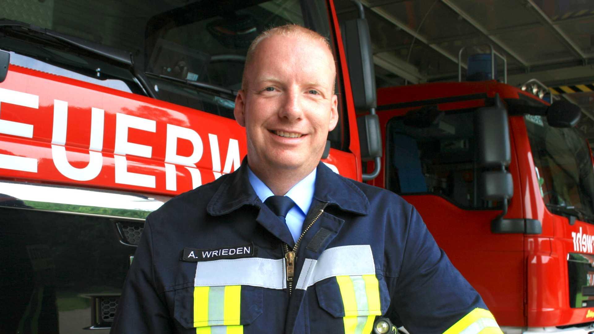 Andre Wrieden